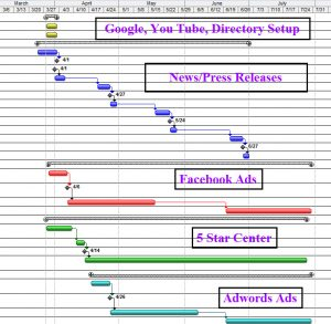 what grows business online strategy schedule